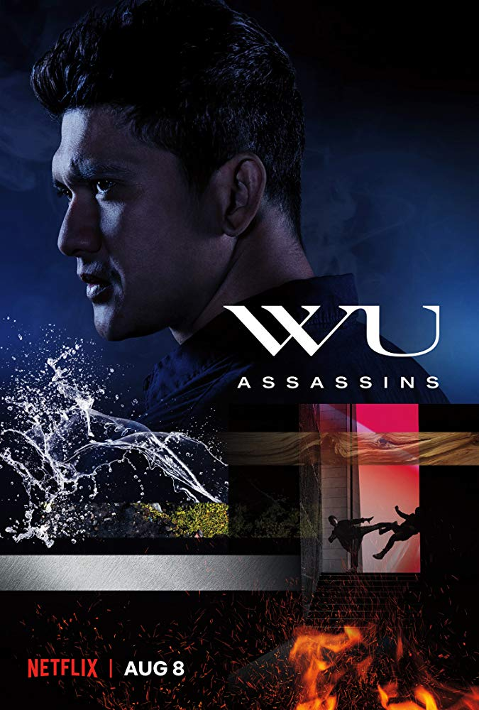 Wu Assassins Image