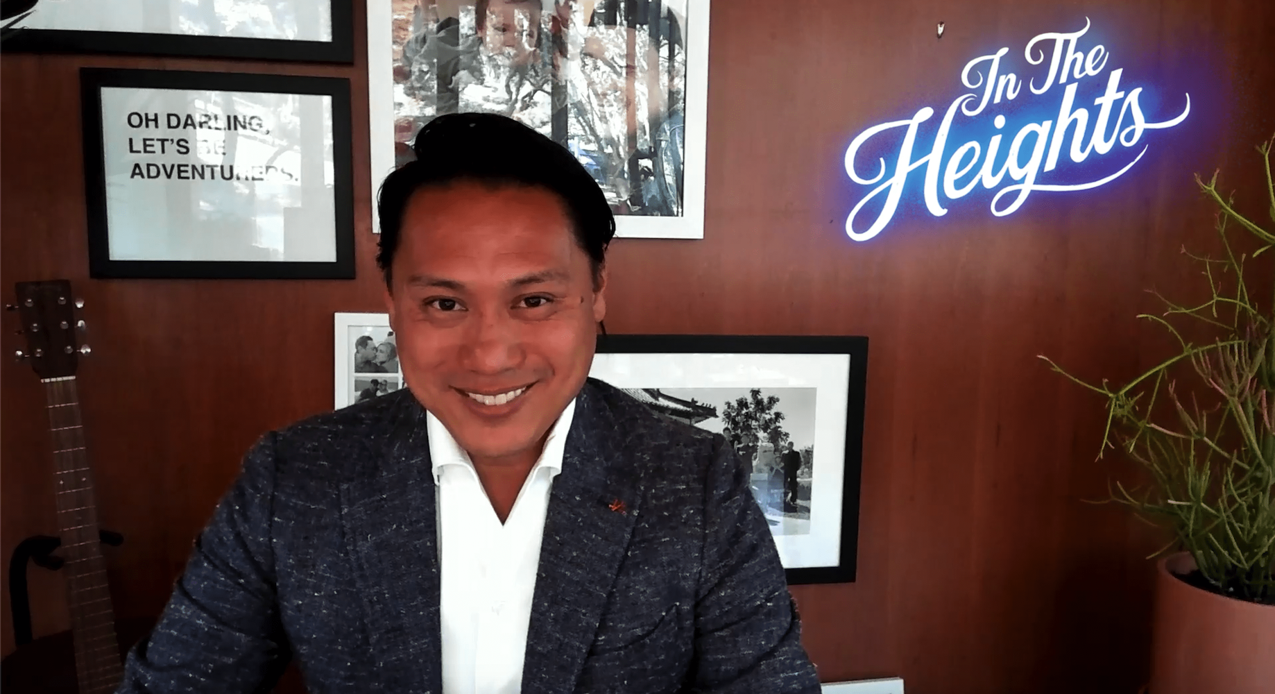 Interview with In The Heights Director Jon M. Chu