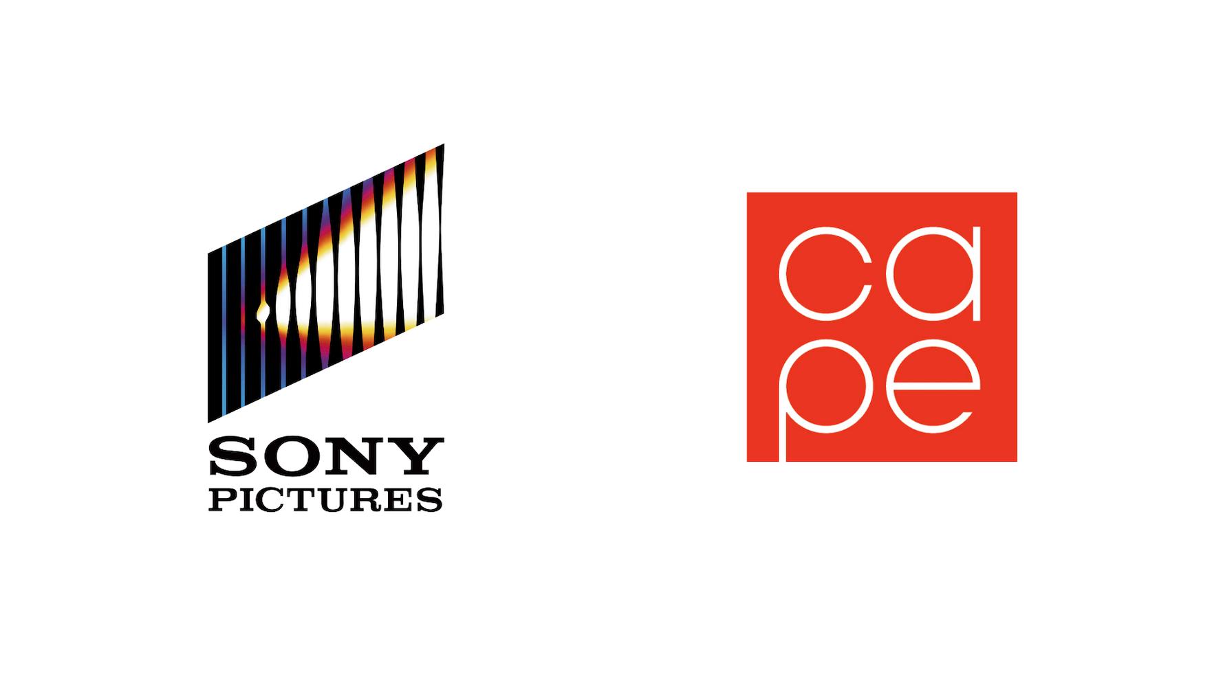 Sony CAPE logos min